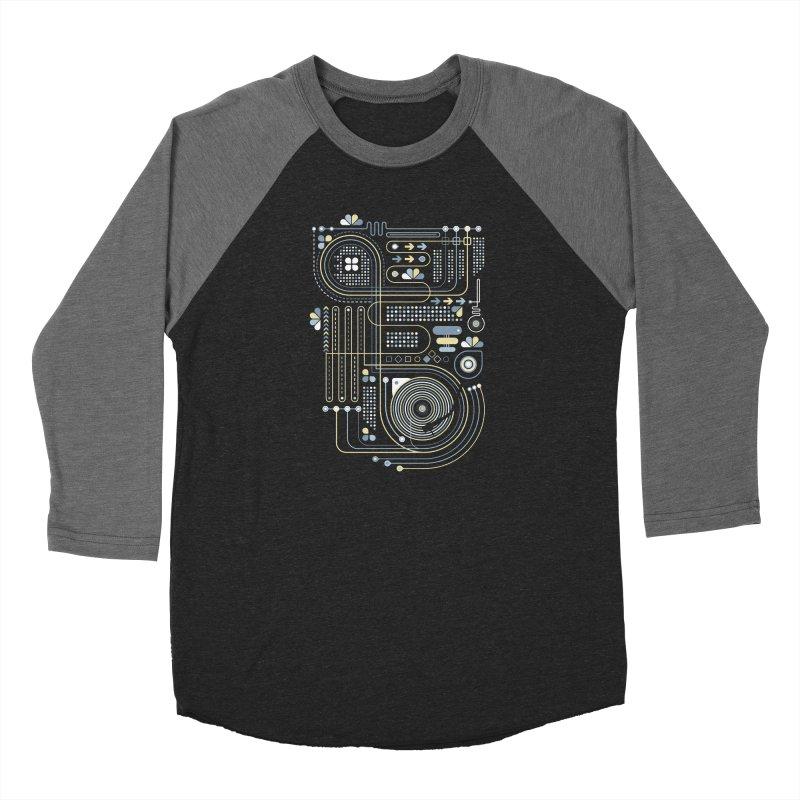 Circuit 02 Women's Longsleeve T-Shirt by heavyhand's Artist Shop