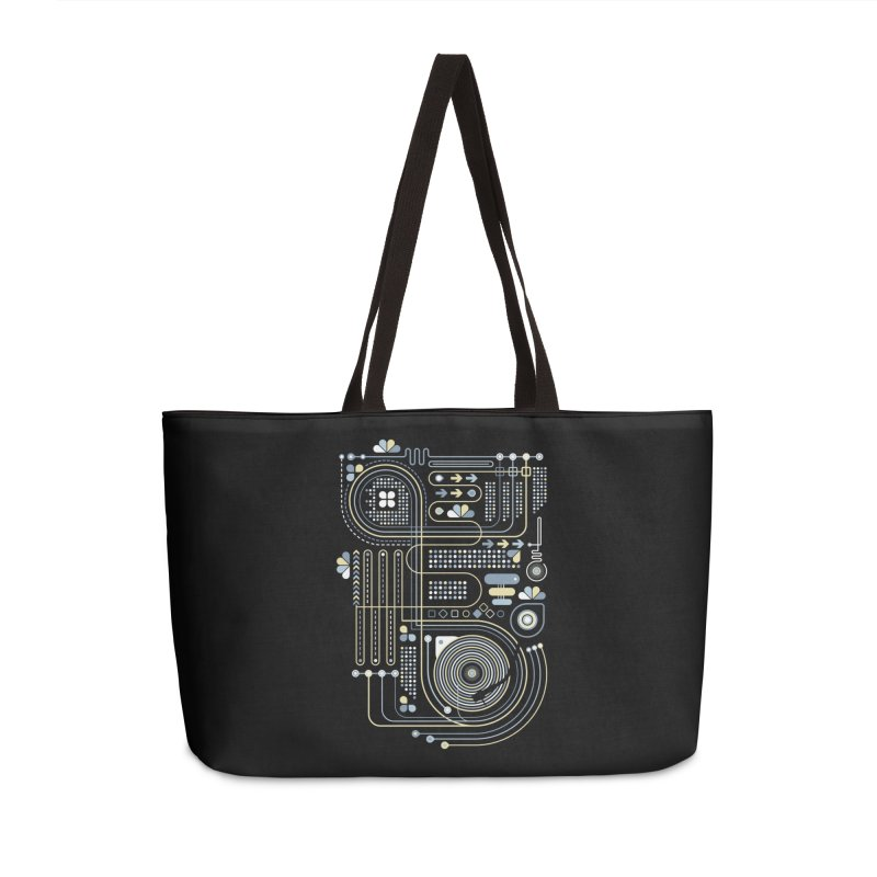 Circuit 02 Accessories Bag by heavyhand's Artist Shop