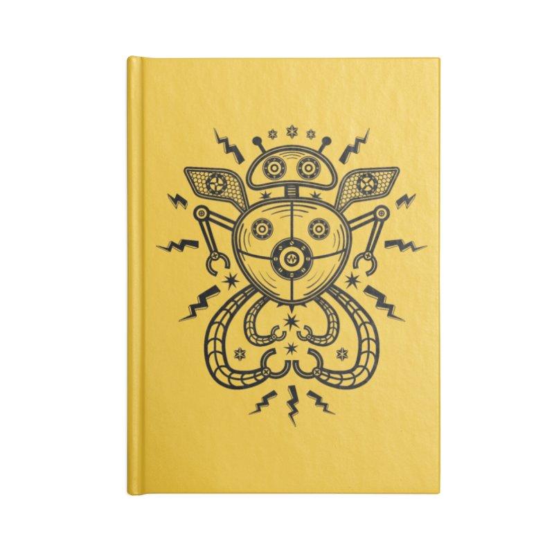 Star Catcher 2000 Accessories Notebook by heavyhand's Artist Shop