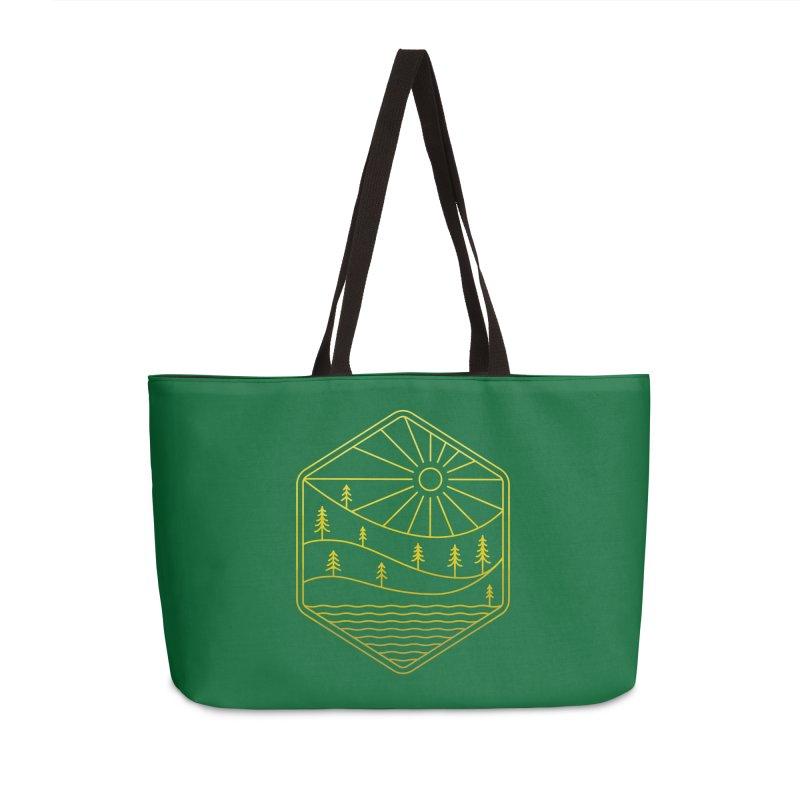 Hinterland Accessories Bag by heavyhand's Artist Shop