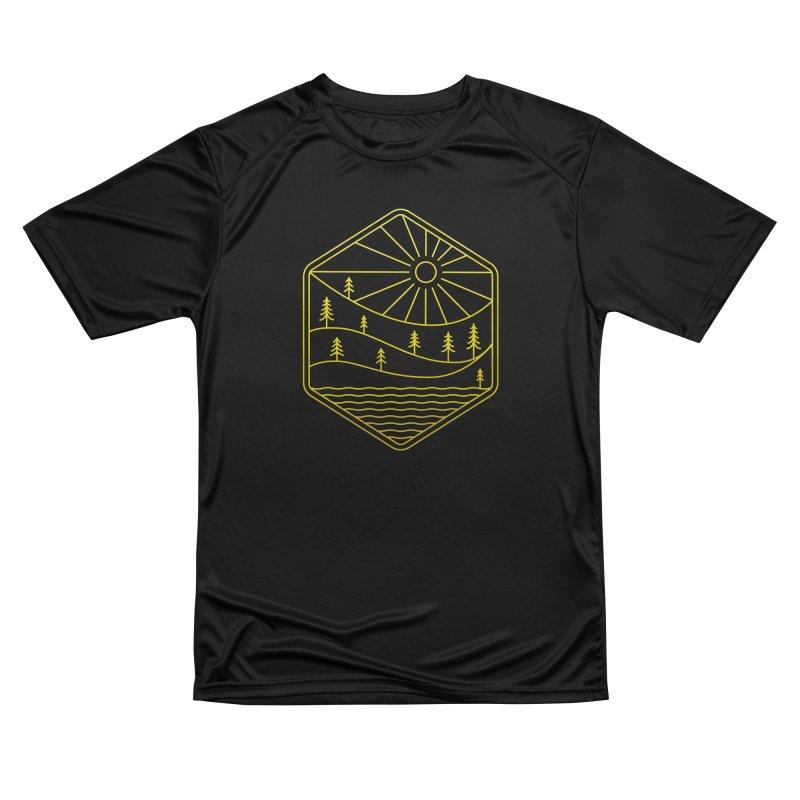 Hinterland Men's T-Shirt by heavyhand's Artist Shop
