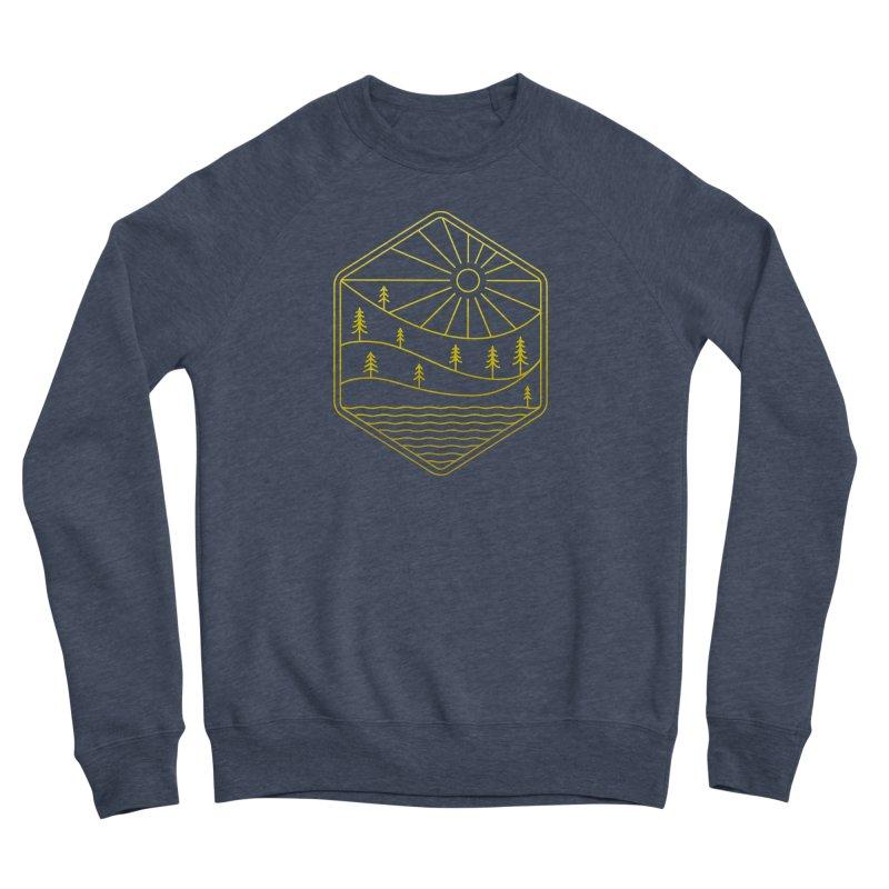 Hinterland Women's Sweatshirt by heavyhand's Artist Shop