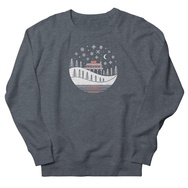 Winter Wonderland Women's Sweatshirt by heavyhand's Artist Shop