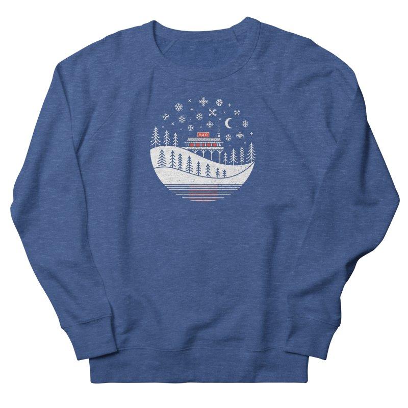 Winter Wonderland Men's Sweatshirt by heavyhand's Artist Shop
