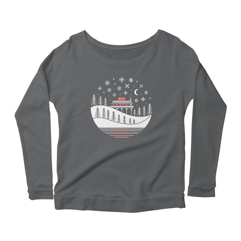 Winter Wonderland Women's Longsleeve T-Shirt by heavyhand's Artist Shop
