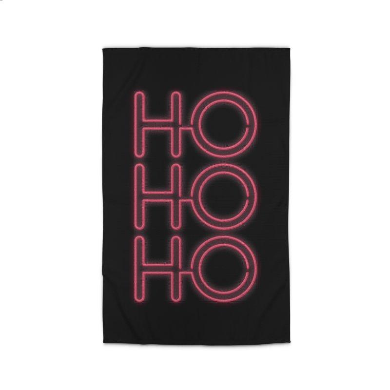 Ho Ho Ho Home Rug by heavyhand's Artist Shop
