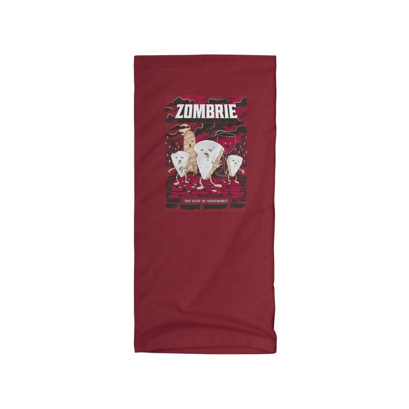 Zombrie Accessories Neck Gaiter by heavyhand's Artist Shop