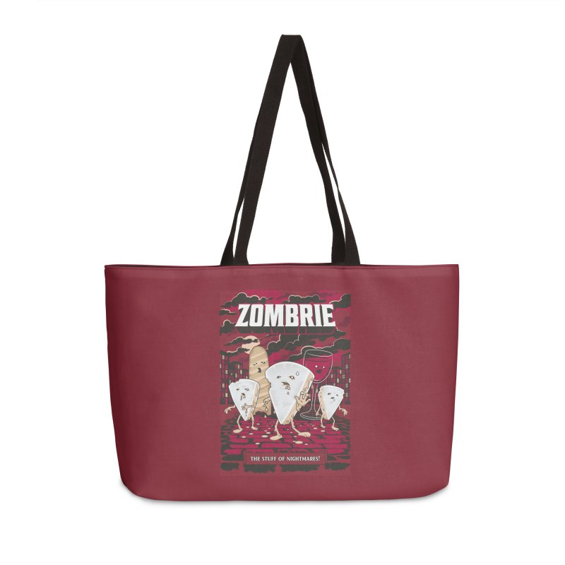 Zombrie Accessories Bag by heavyhand's Artist Shop