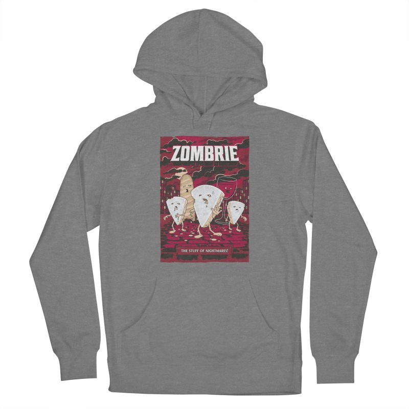Zombrie Women's Pullover Hoody by heavyhand's Artist Shop