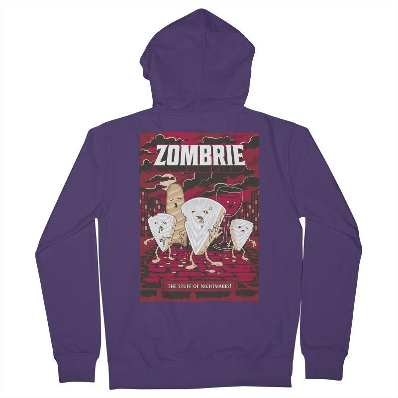 Zombrie Women's Zip-Up Hoody by heavyhand's Artist Shop