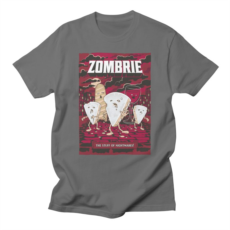 Zombrie Men's T-Shirt by heavyhand's Artist Shop