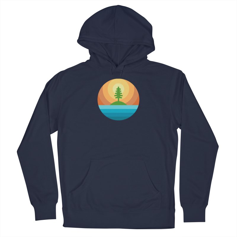 The last tree Men's Pullover Hoody by heavyhand's Artist Shop