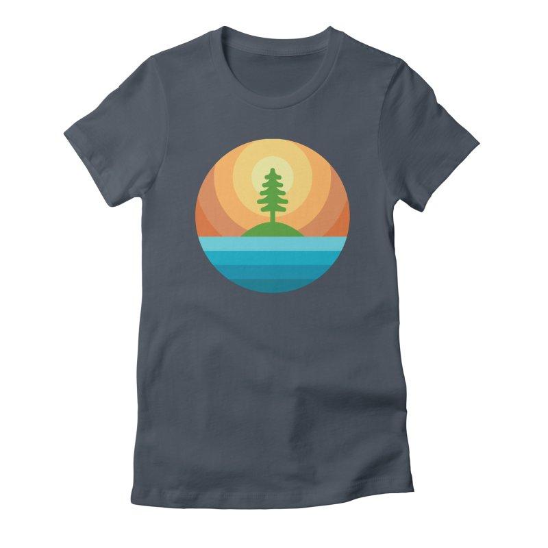 The last tree Women's T-Shirt by heavyhand's Artist Shop