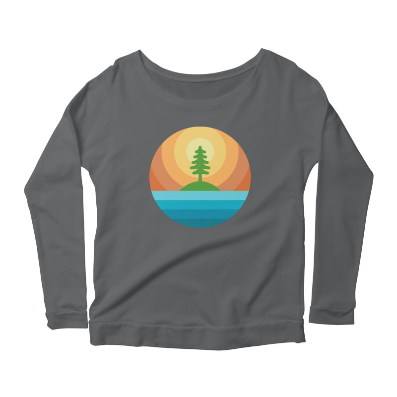 The last tree Women's Longsleeve T-Shirt by heavyhand's Artist Shop