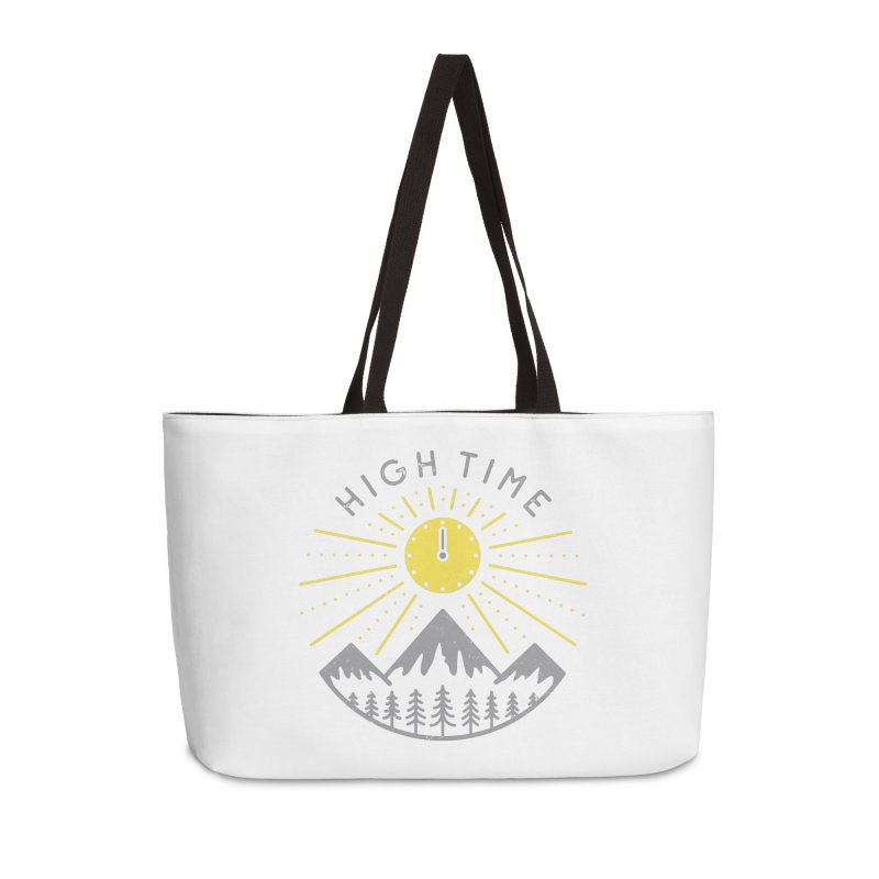 High Time Accessories Bag by heavyhand's Artist Shop