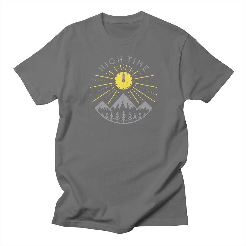 High Time Men's T-Shirt by heavyhand's Artist Shop