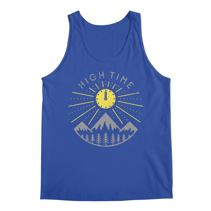 High Time Men's Tank by heavyhand's Artist Shop