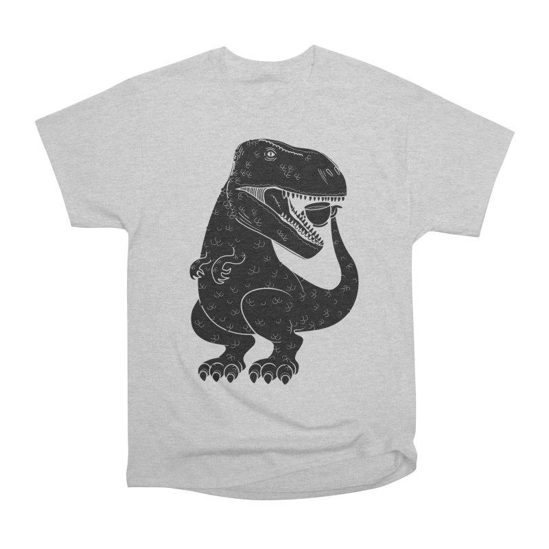 Tea-Rex Men's T-Shirt by heavyhand's Artist Shop
