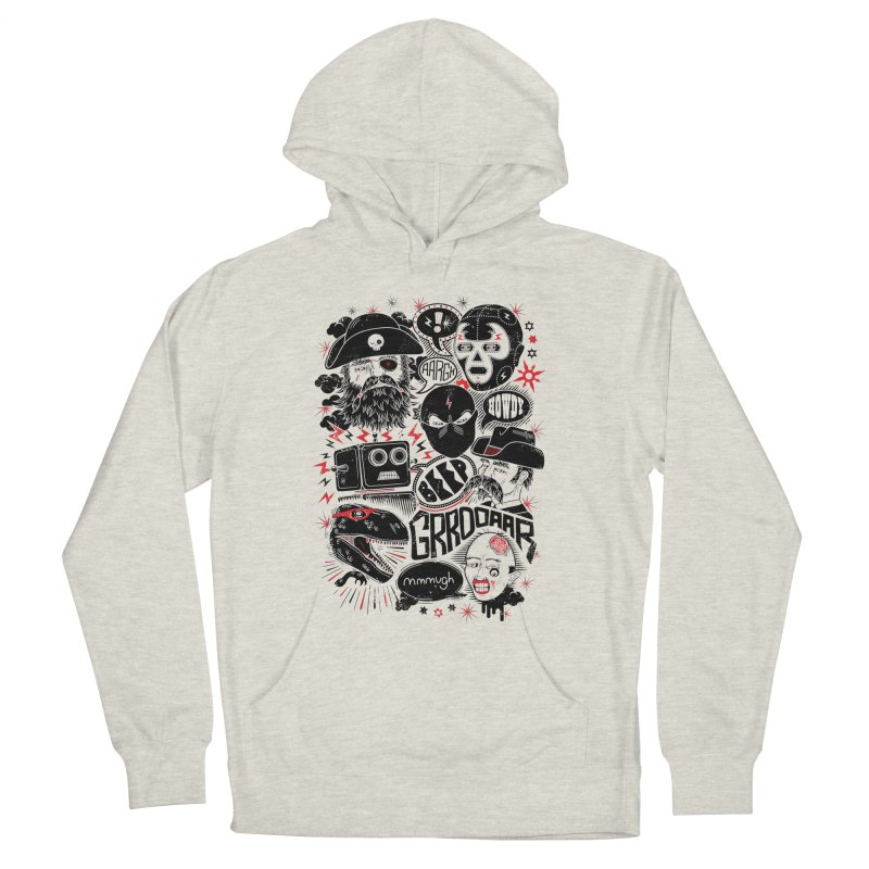 Team Fantastic Men's Pullover Hoody by heavyhand's Artist Shop
