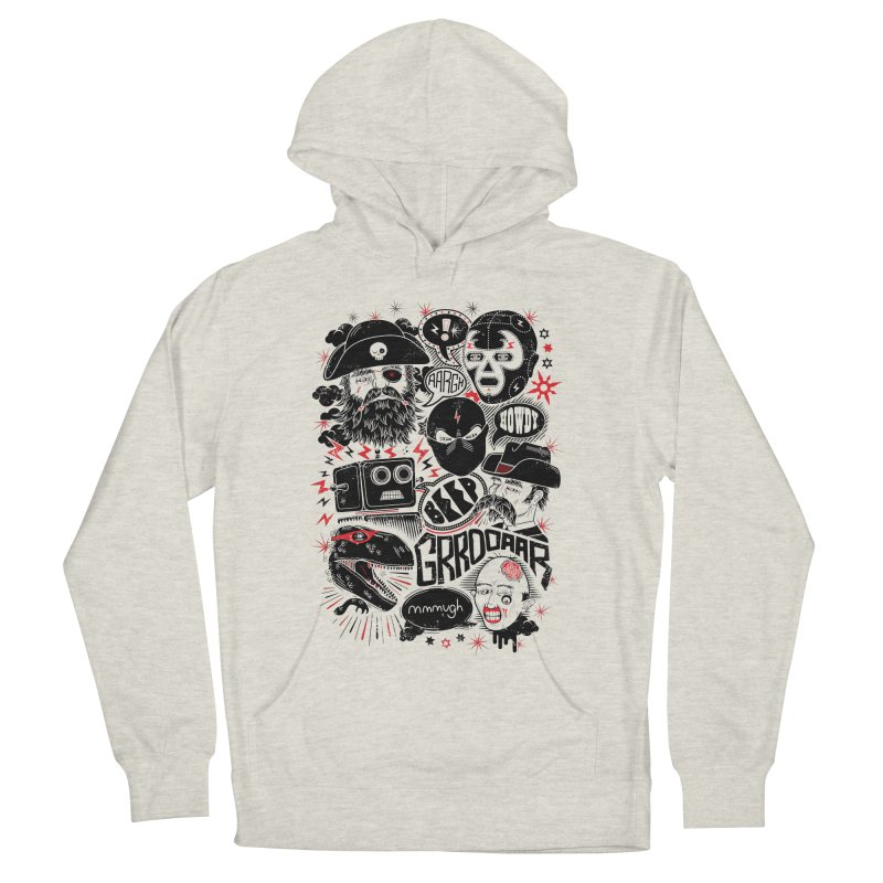 Team Fantastic Women's Pullover Hoody by heavyhand's Artist Shop