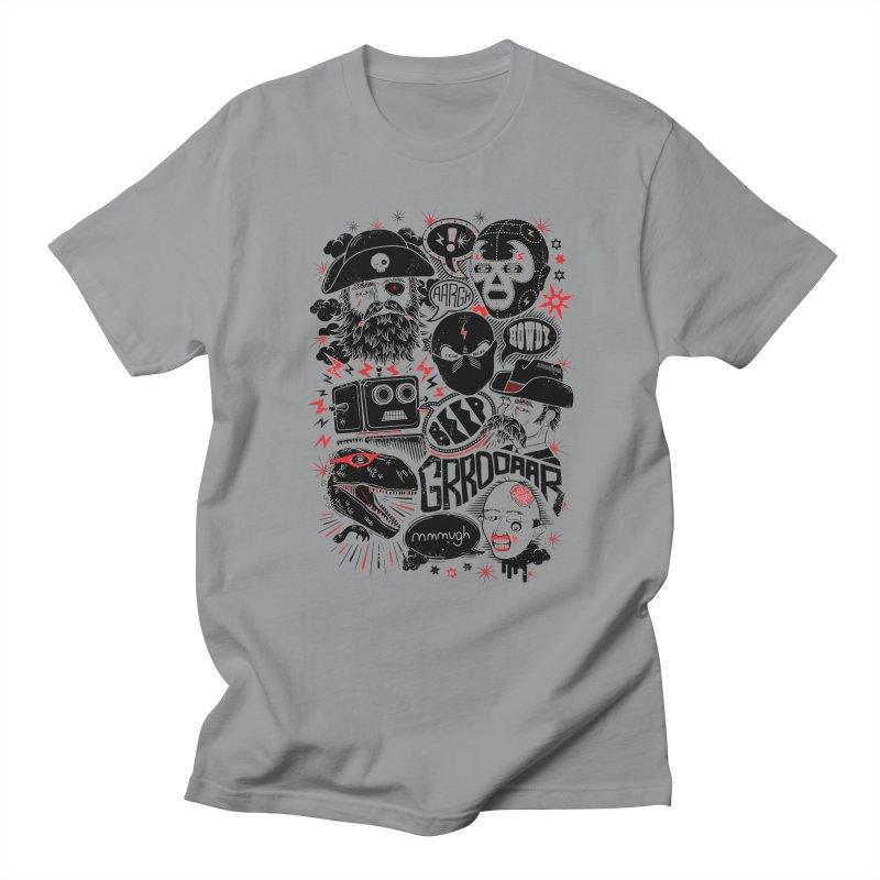 Team Fantastic Men's Regular T-Shirt by heavyhand's Artist Shop