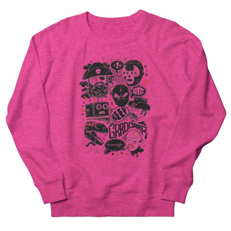 Team Fantastic Men's French Terry Sweatshirt by heavyhand's Artist Shop