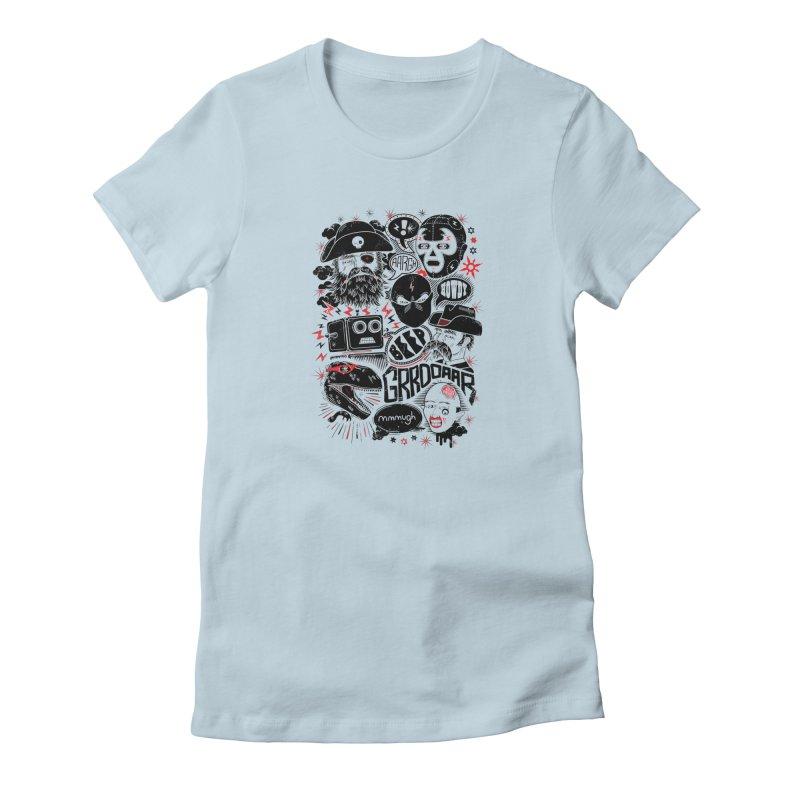 Team Fantastic Women's T-Shirt by heavyhand's Artist Shop