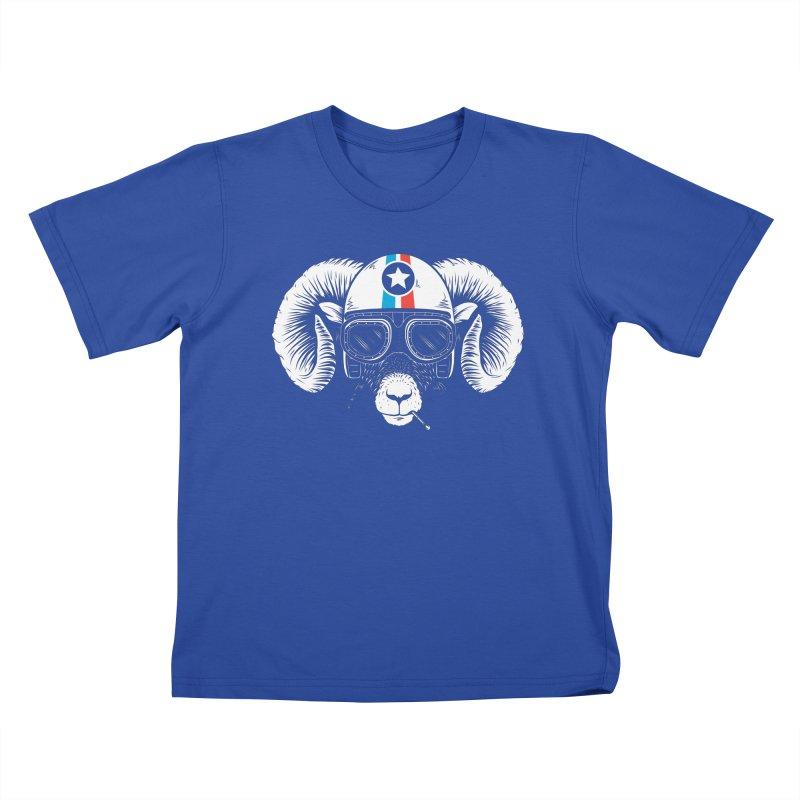Prep Ramming Speed Kids T-shirt by heavyhand's Artist Shop