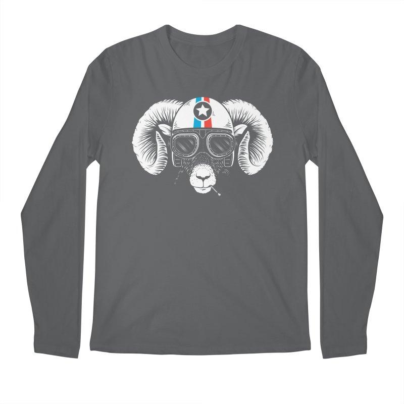 Prep Ramming Speed Men's Regular Longsleeve T-Shirt by heavyhand's Artist Shop