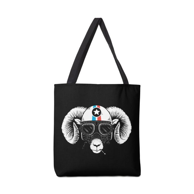 Prep Ramming Speed Accessories Bag by heavyhand's Artist Shop