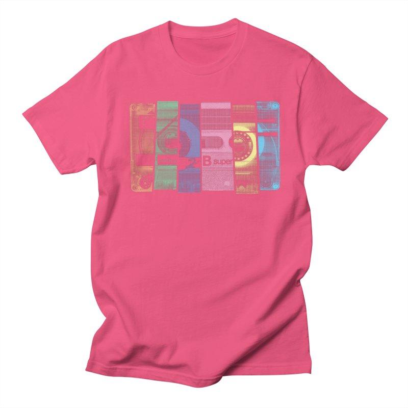 Mix Tape Women's Regular Unisex T-Shirt by heavyhand's Artist Shop