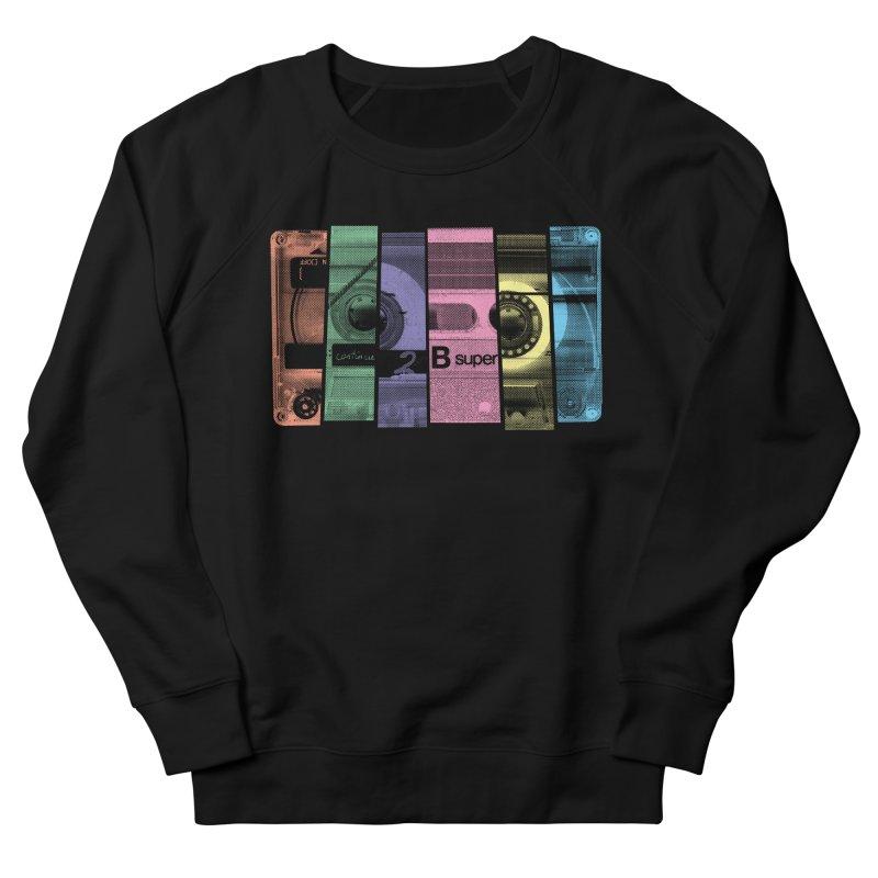 Mix Tape Women's Sweatshirt by heavyhand's Artist Shop