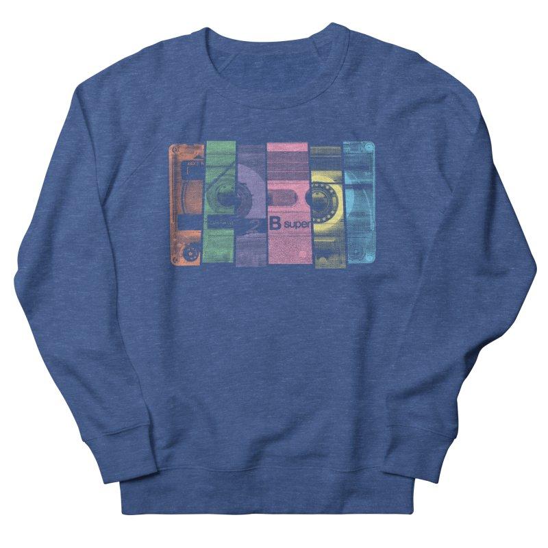 Mix Tape Men's Sweatshirt by heavyhand's Artist Shop