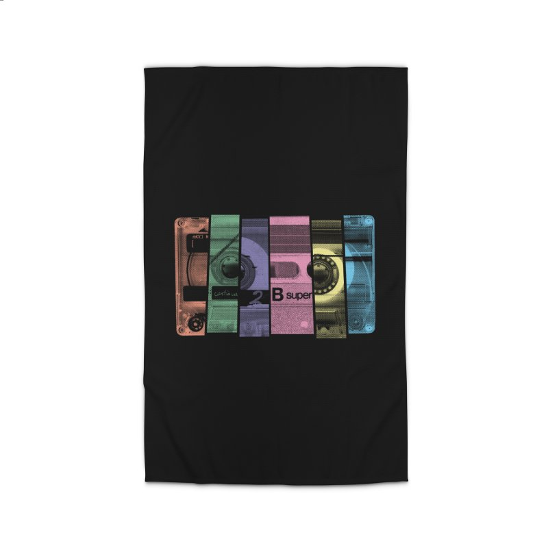 Mix Tape Home Rug by heavyhand's Artist Shop