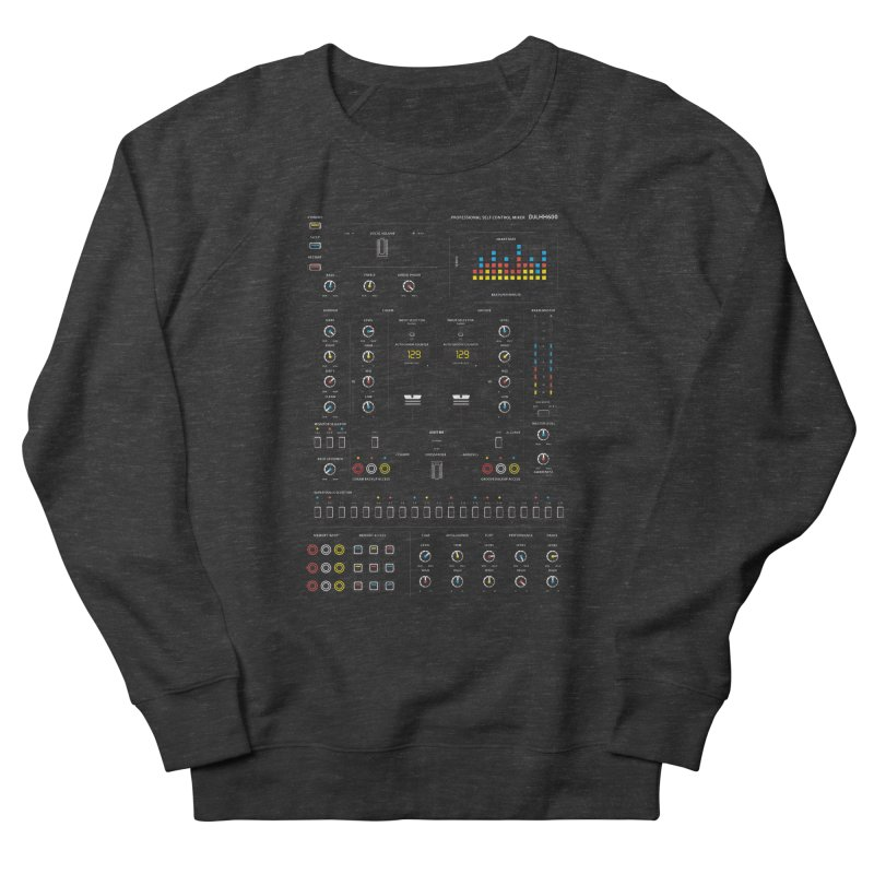 Self Control Mixer Men's French Terry Sweatshirt by heavyhand's Artist Shop