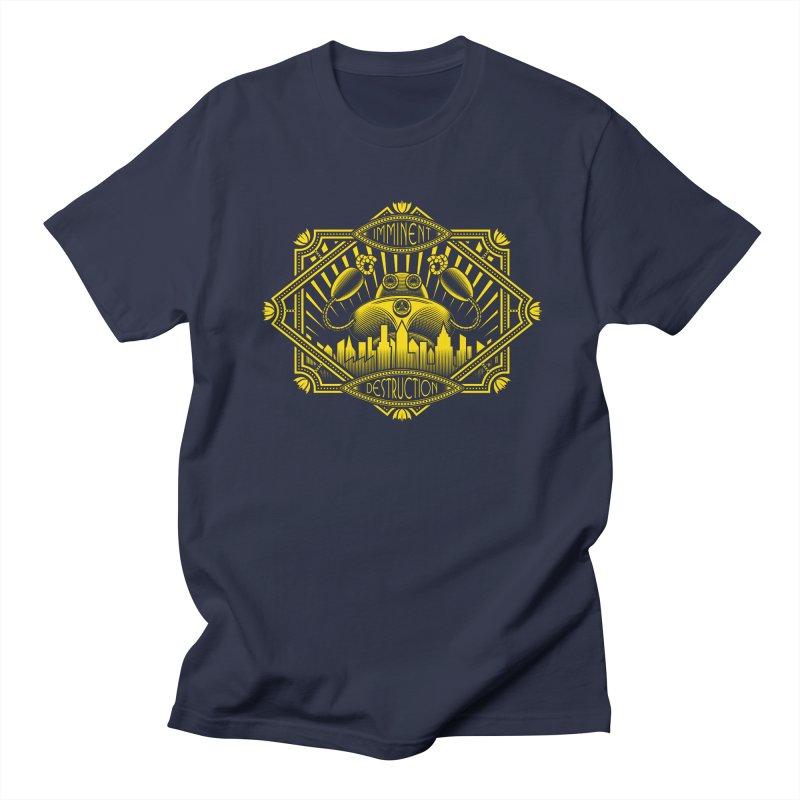 Imminent Destruction Men's T-Shirt by heavyhand's Artist Shop