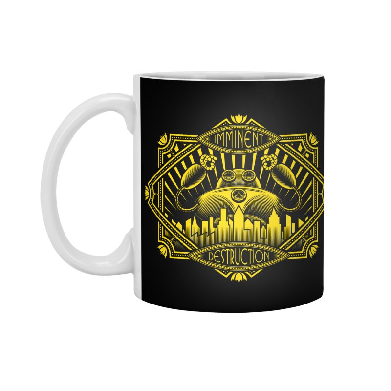 Imminent Destruction Accessories Mug by heavyhand's Artist Shop
