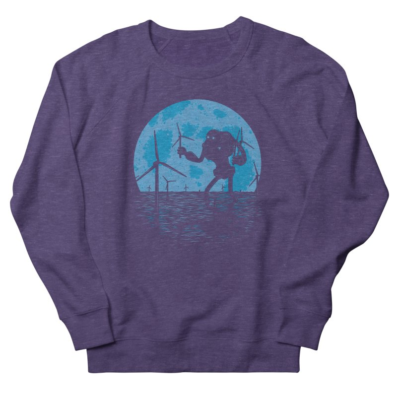 Picking Mechanical Flowers Men's Sweatshirt by heavyhand's Artist Shop
