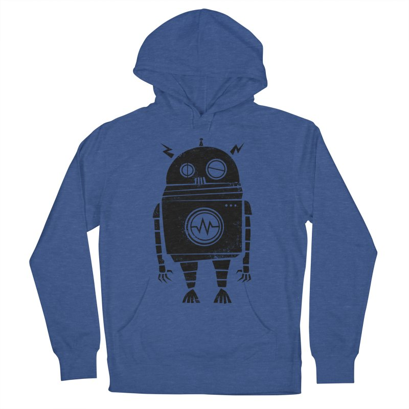 Big Robot 2.0 Men's Pullover Hoody by heavyhand's Artist Shop