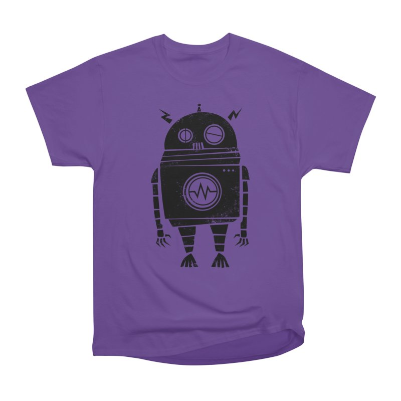 Big Robot 2.0 Women's Heavyweight Unisex T-Shirt by heavyhand's Artist Shop