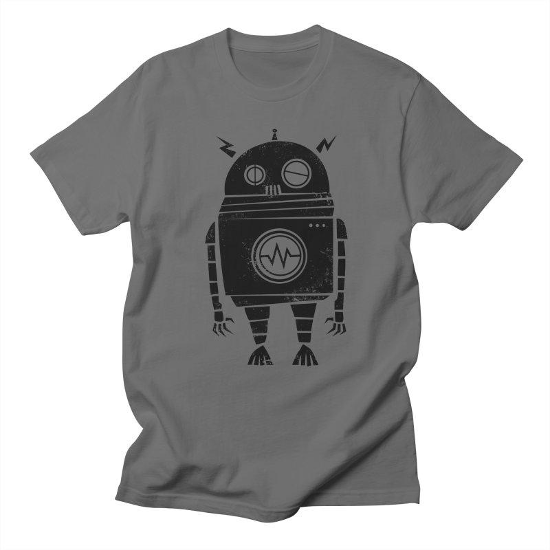 Big Robot 2.0 Men's T-Shirt by heavyhand's Artist Shop