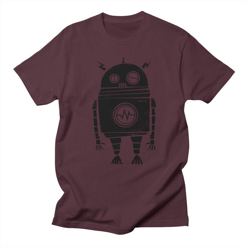 Big Robot 2.0 Women's Regular Unisex T-Shirt by heavyhand's Artist Shop