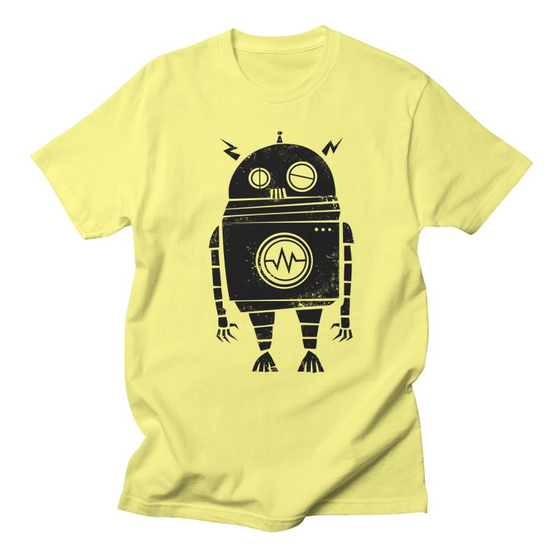Big Robot 2.0 Men's T-shirt by heavyhand's Artist Shop