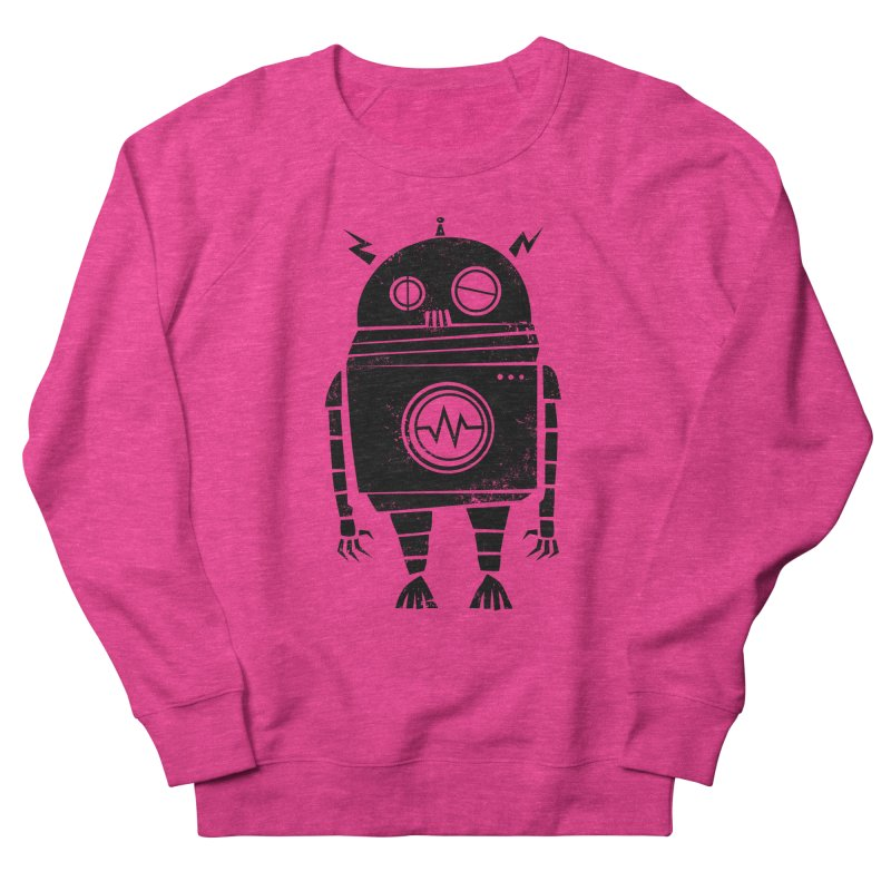 Big Robot 2.0 Men's Sweatshirt by heavyhand's Artist Shop