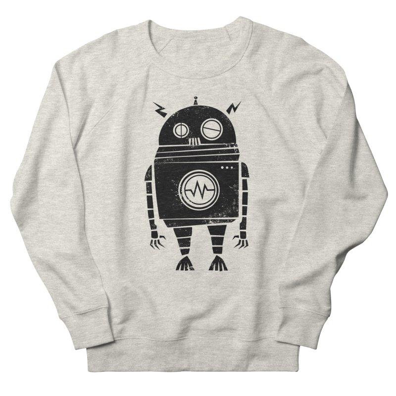 Big Robot 2.0 Men's Sweatshirt by heavyhand's Artist Shop