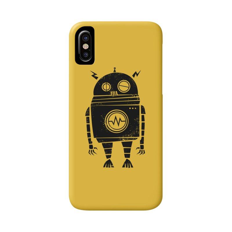 Big Robot 2.0 Accessories Phone Case by heavyhand's Artist Shop