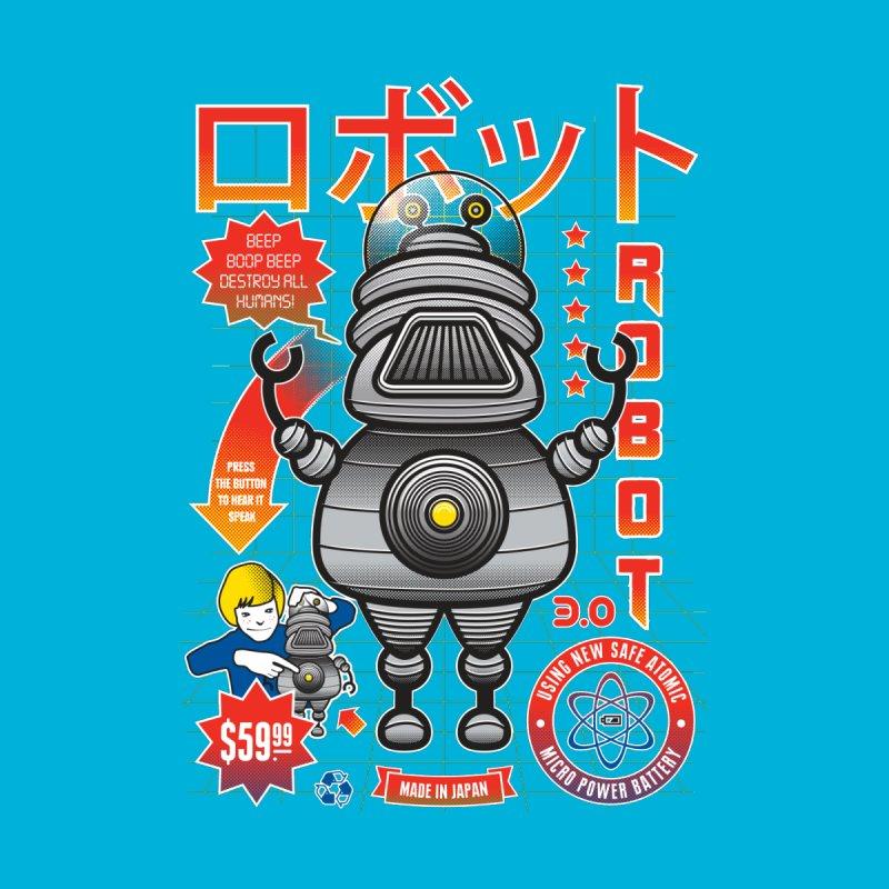 Robot 3.0 by heavyhand's Artist Shop
