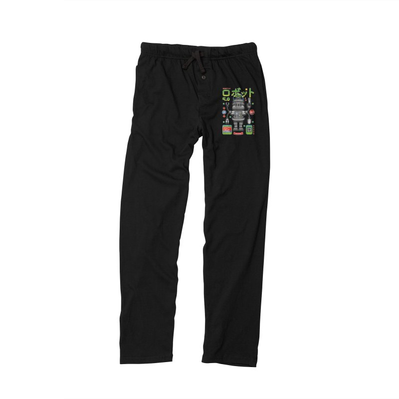 Robot 5.0 - Gardening Edition Women's Lounge Pants by heavyhand's Artist Shop