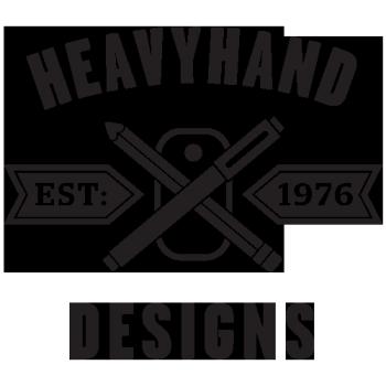 heavyhand's Artist Shop Logo