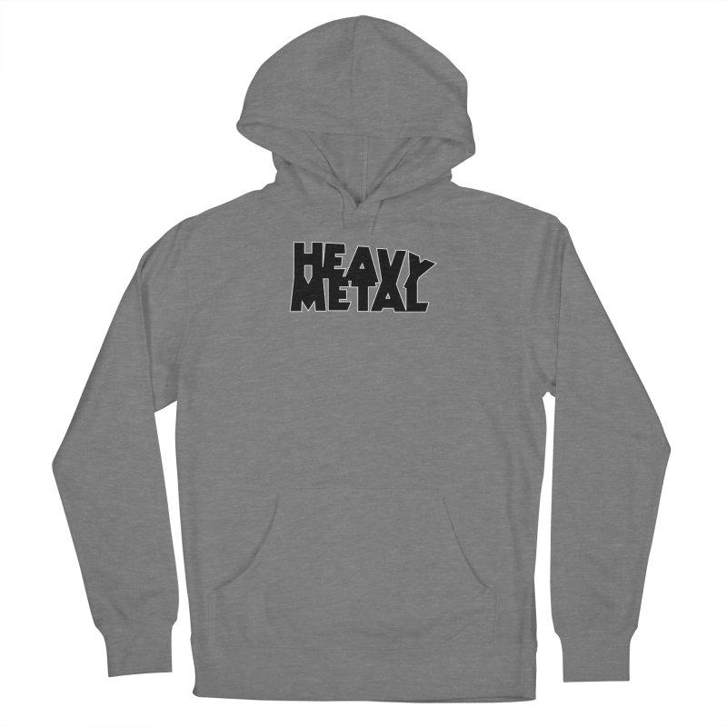Heavy Metal Women's Pullover Hoody by Heavy Metal Magazine